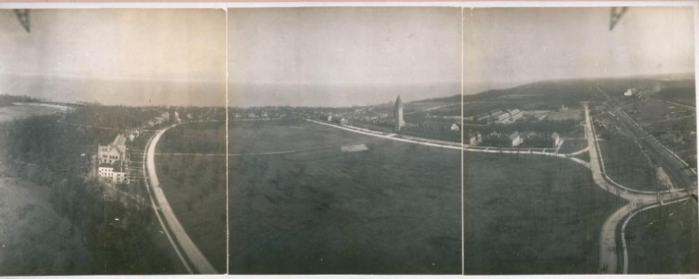 Ft. Sheridan, Ill. From Lawrence captive